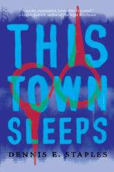 This Town Sleeps book cover