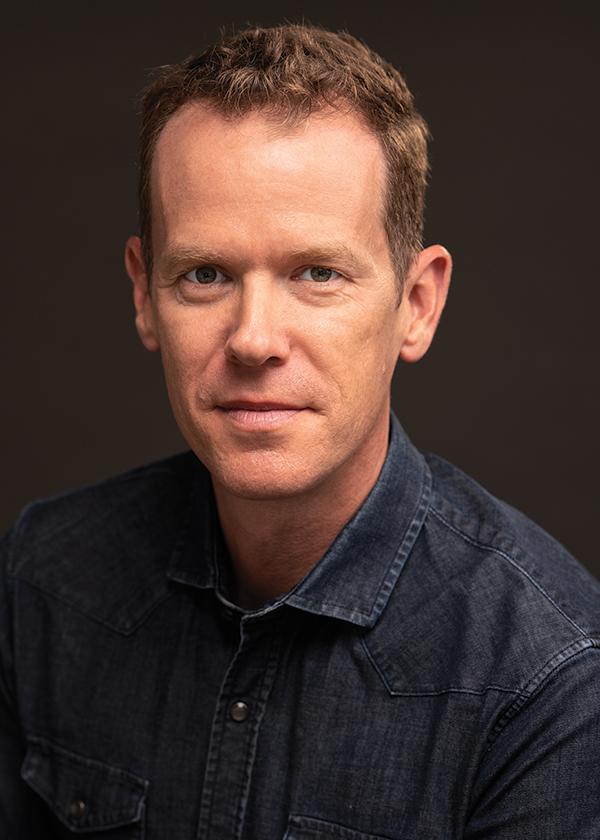 Scott O'Connor Author Photo