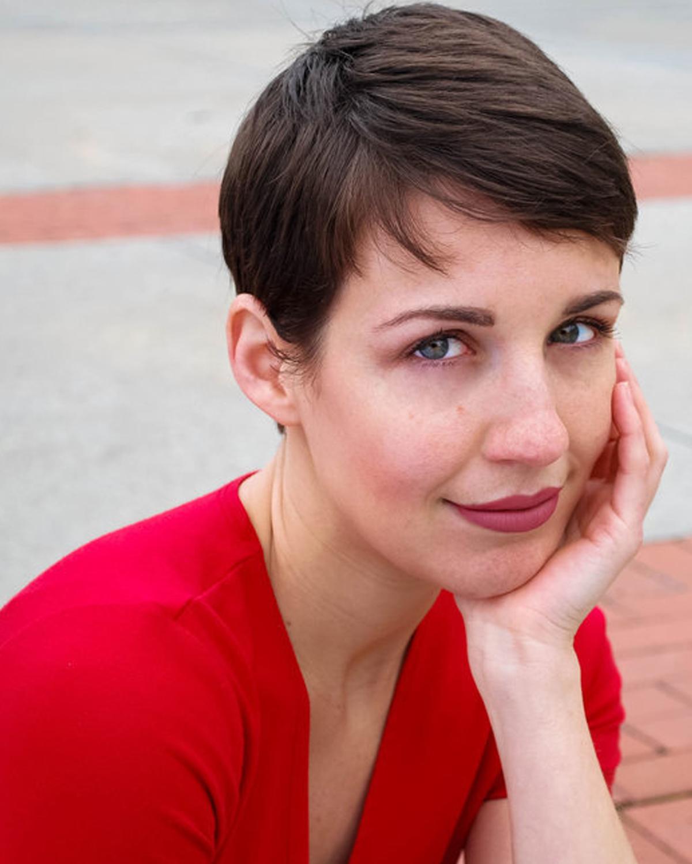 Lauren Rankin Author Photo